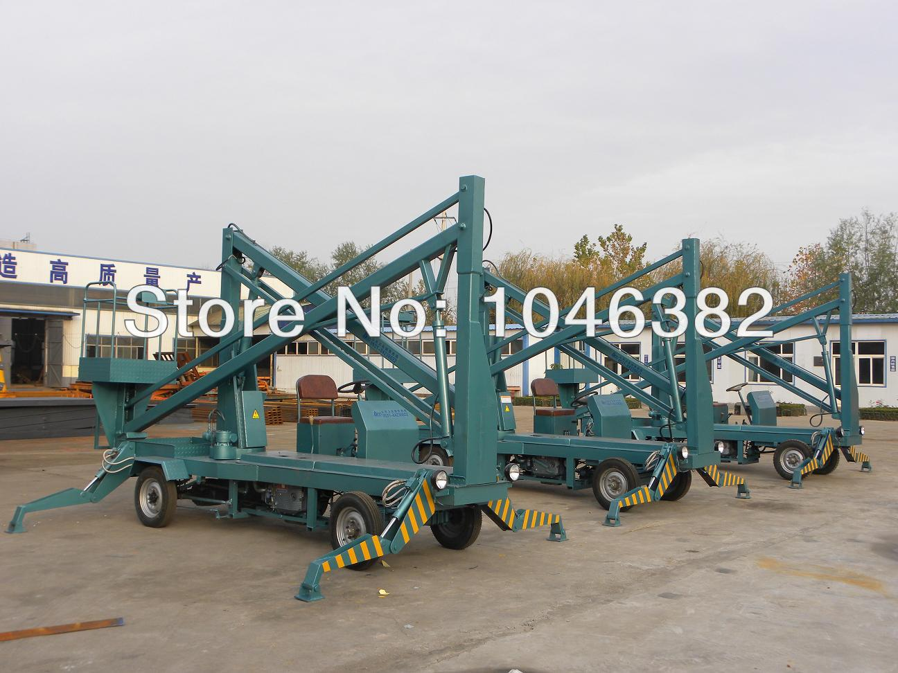 12 Meters Aerial Arm Lift Table(China (Mainland))