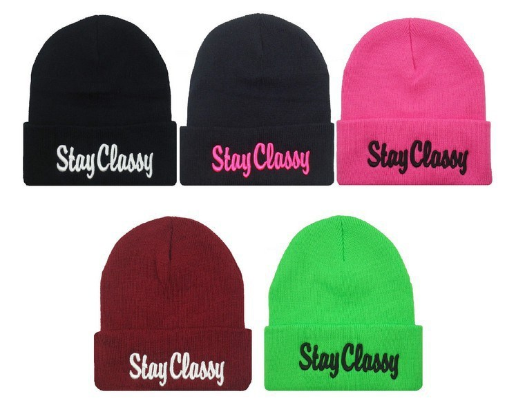 Knit Winter Hat Cap  Valentines Allmatch Climp Men Hats New Mens Letter Style Hip Hop Casual Caps Lady Skullies Beanies mz020
