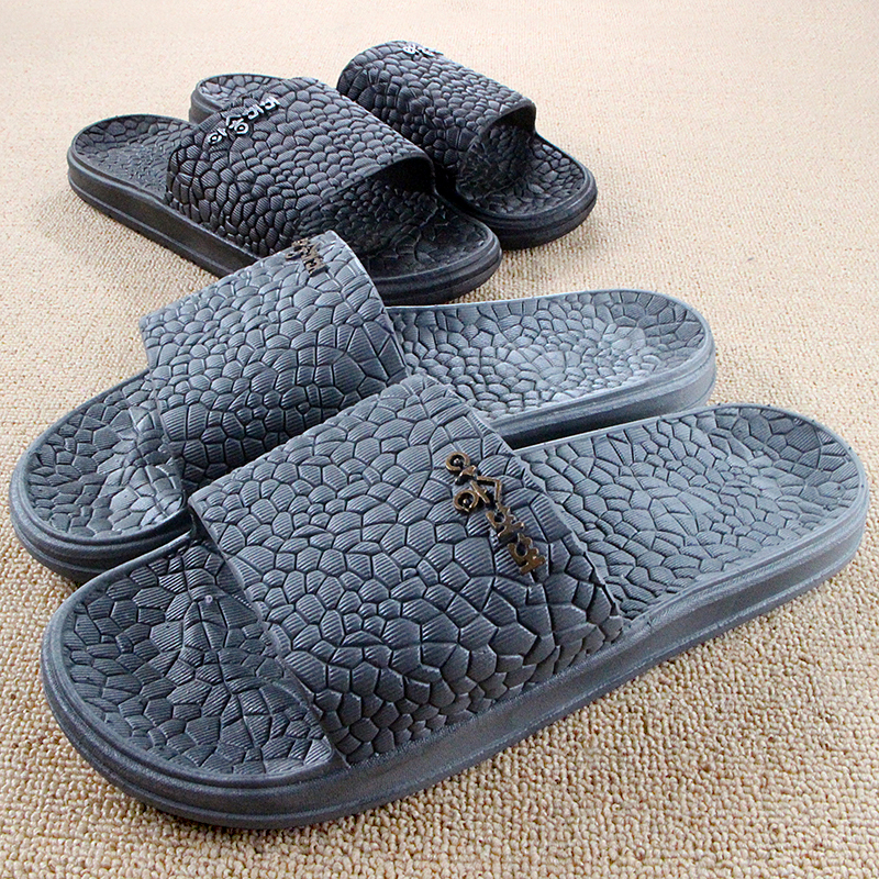 Online buy wholesale men shower slippers from china men for Bathroom safety shower shoes