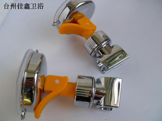 ABS shower bracket shower suction cup holder adjustable shower head holder super suction-free drilling<br><br>Aliexpress