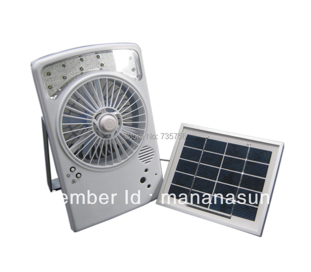 New Arrivel Mini portable travelling solar fan(China (Mainland))