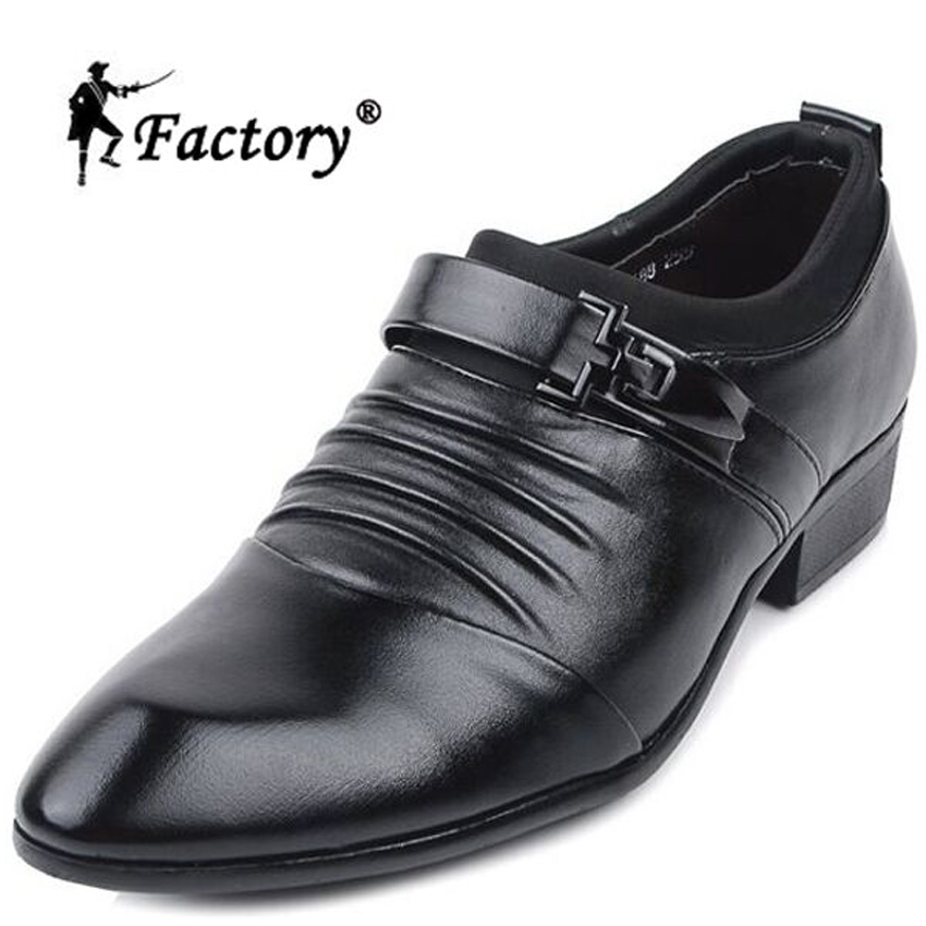 BJ Factory Autumn winter men pointed toe leather shoes fashion casual Oxfords shoes for men wedding dress shoes black white(China (Mainland))