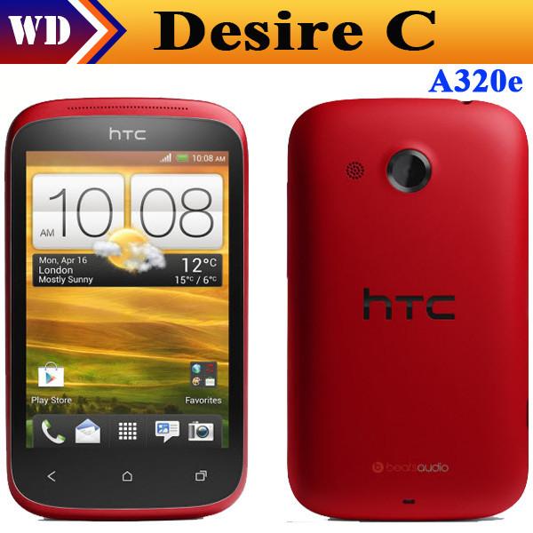 Официальная прошивка HTC Desire C