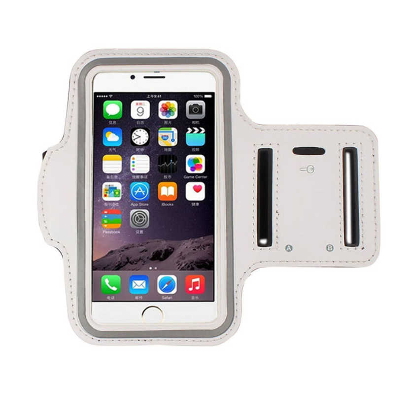 Fantastic popular Arm band Gym Running Working out Sport Arm Band Cover Case For iphone 6 4.7 Inch Free Wholesale price(China (Mainland))