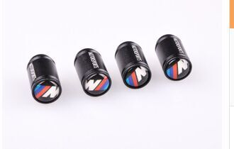Гаджет  car styling Wholesale Chrome Metal Wheel Tire Valve Caps For BMW E46 E52 E53 E60 E90 E91 F20 F10 F3 F13 M3 M5 M6 X1 X3 X5 None Автомобили и Мотоциклы