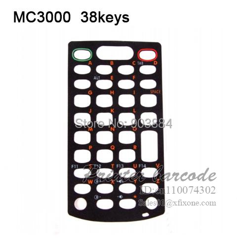 ЖК-модуль Symbol AAA + 100% MC3000 MC3070 MC3090 MC3000 MC3070 MC3090 38KEYS used for symbol mc3090 mc3190 communication station with power adapter 100