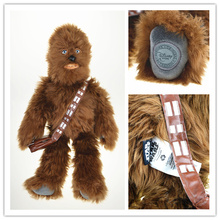 Buy free 1pcs 45cm=17inch Star Wars Original Exclusive 45cm Plush Chewbacca Plush Toys for $20.25 in AliExpress store