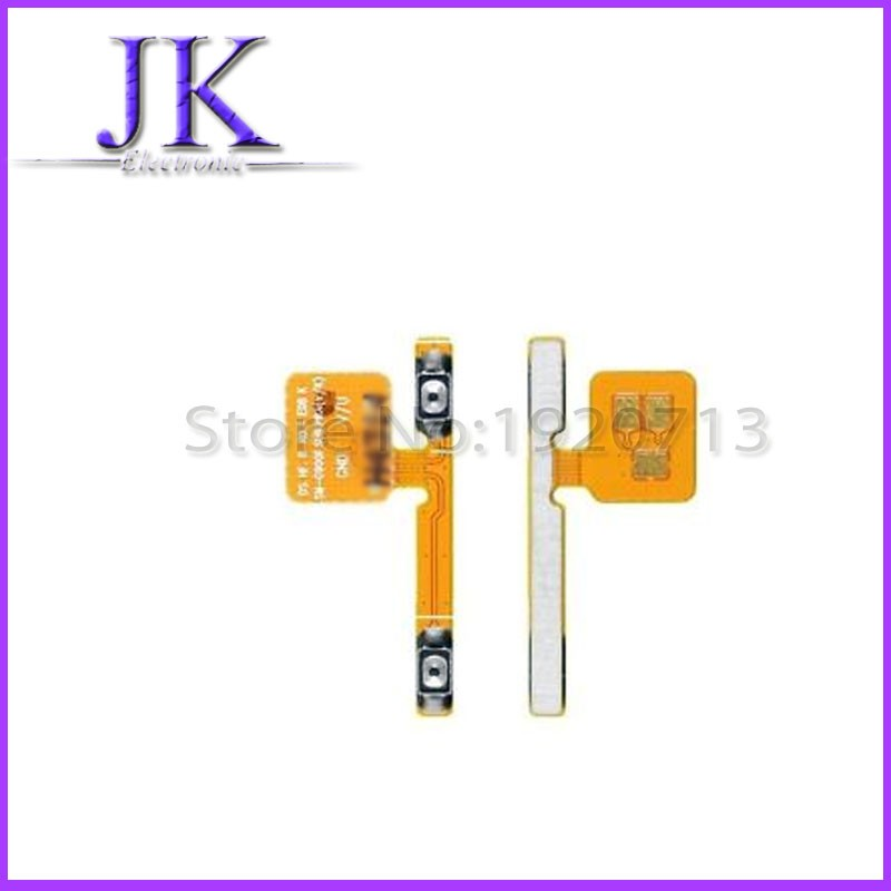 10 pcs/lot High quality Power Button Flex Cable ON/OFF Switch Flex Cable Ribbon Repair Parts For Samsung Galaxy S5 I9600 G900F