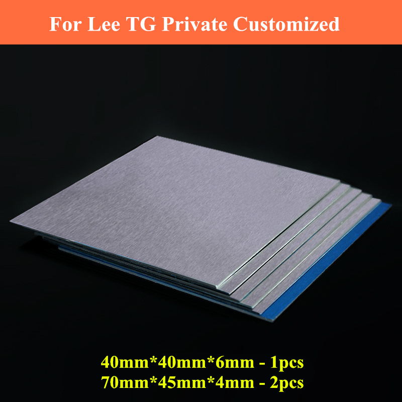 Private Customized Aluminum 5052# sheet flakes metal plate rectangular board Brushed surface Host computer Chassis shell(China (Mainland))