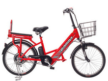 tb07 New electric car / 48V lithium car / 22-inch bicycle lithium / Concealed Battery / Scooter