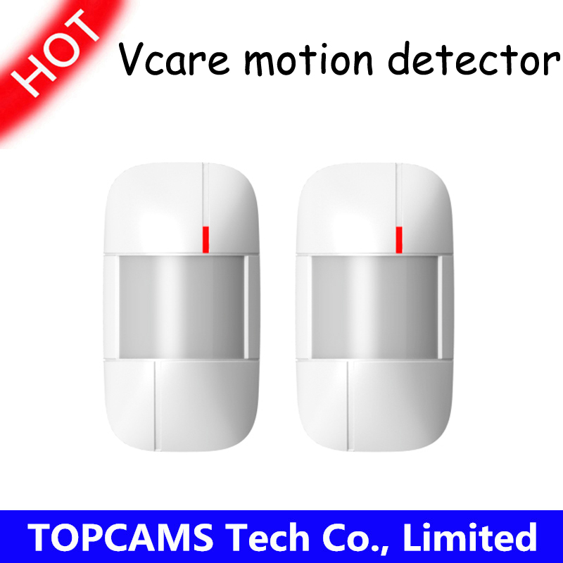 433mhz wireless motion detector for GSM&amp;WIFI home security alarm systems Detector distance 9-12m free shipping<br><br>Aliexpress