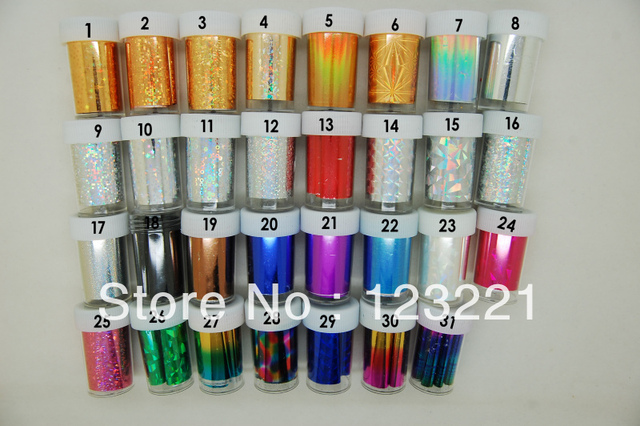 2013 the most popular!!!! /free shipping (10pcs/lot)  nail art transfer foils for home use or wholesale or retails.