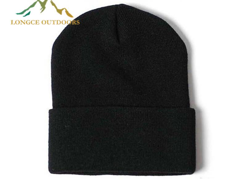 Зима теплая вязать мода черный