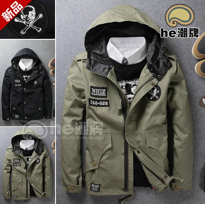 Military Style Winter Coats Style Autumn Winter Coat