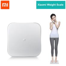 100 Original Xiaomi Scale Mi Smart Health Weighing MiScale Electronics Bluetooth4 0 Lose Weight Digital Scale
