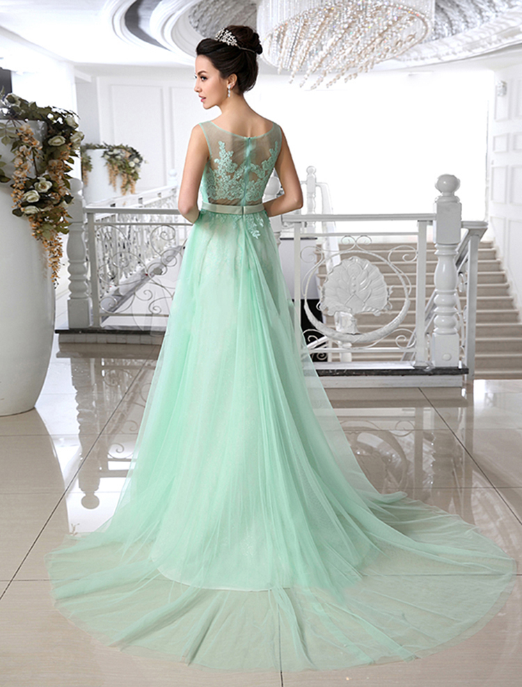Emejing mint green dresses for wedding photos styles for Mint wedding guest dress