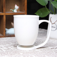 2015 Retail Wholesale Creative Gift Suspension Coffee Mug Novelty Coffee Cup Drinkware Ceramic Caneca Criativa Tea