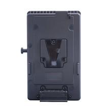 Buy 5PCS/Lot V mount V-lock Battery Plate Power Supply System Sony Camera BP battery Camera mount for $189.00 in AliExpress store