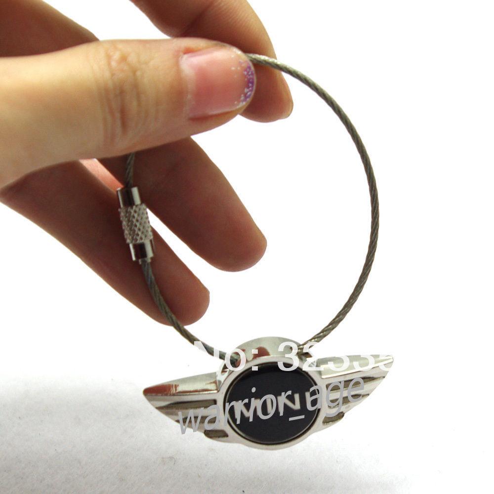 Key Chain Ring Fob Keychain MINI COOPER Mini Cooper S Clubman JWC CountryMan - KiWi Technology & Trading Limited store