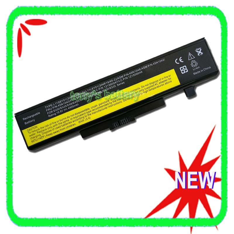 6Cell Laptop Battery For Lenovo ThinkPad Edge E430 E435 E530 E535 E49 E49A E49L E49G 45N1042 45N1044 45N1046 45N1048<br><br>Aliexpress