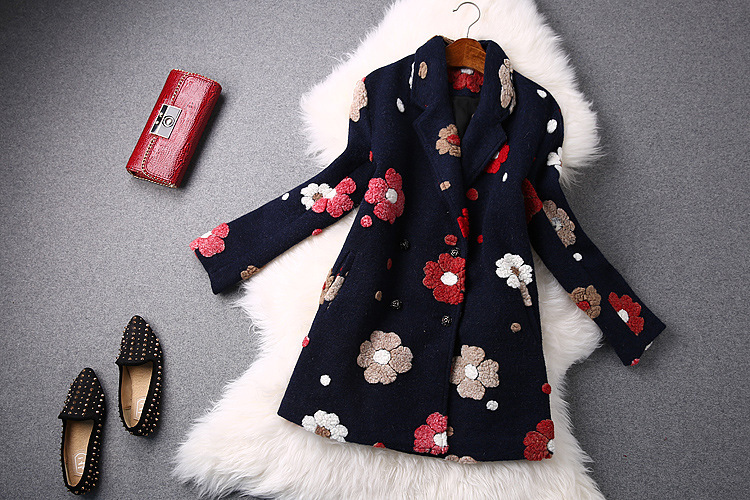 H0207 2014 autumn and winter for Europe,wool wool coat SR001Одежда и ак�е��уары<br><br><br>Aliexpress