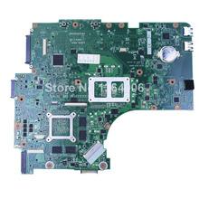 Warranty Original for Asus N53S N53SM N53SN N53SV Rev 2.2 or 2.0 2 RAM GT540M 1G laptop motherboard mainboard(China (Mainland))