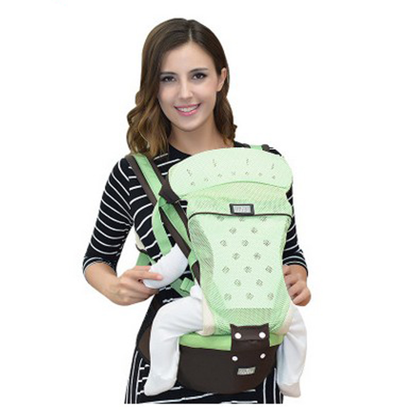 0-48 Months Breathable Multifunctional Front Facing Baby Carrier Infant Comfortable Sling Backpack Pouch Wrap Baby Kangaroo hold<br><br>Aliexpress