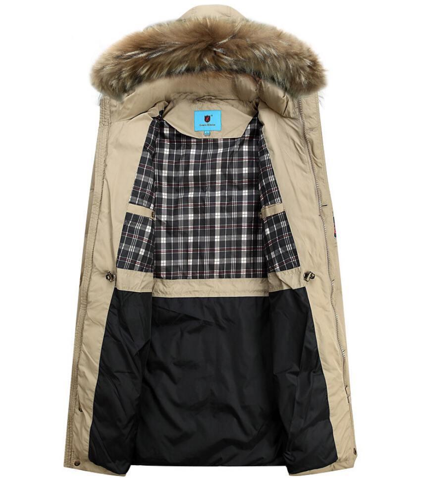 2015 cheap coats china men Fashion Mens Clothes Winter Thick Down jacket Jackts Mens park casaco