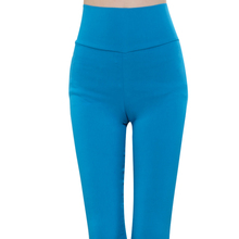 2016 Summer new style leggings Skinny tiny feet Candy Color Capris Women High Waist Elastic Plus Size S-6XL Pants Pencil Pants