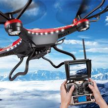 Jjrc 2015 l'arrivée de nouveaux JJRC H8D six axes Gyro 5.8 G FPV RC Quadcopter Drone caméra HD + moniteur + 2 batterie livraison gratuite et gros(China (Mainland))
