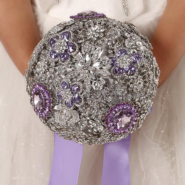 Bouquet Jewels Jewel Bouquet Wedding
