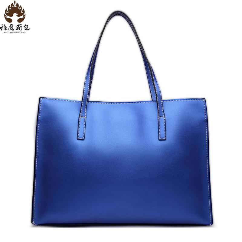 New Women Shoulder Bag Genuine Leather Handbags Famous Brands For Women Ladies Handbag Women Famous Brands Handbags A Bag