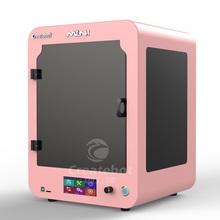 Double nozzle 3d printer diy paper size 150 150 220mm 3d printer kit reprap createbot brand