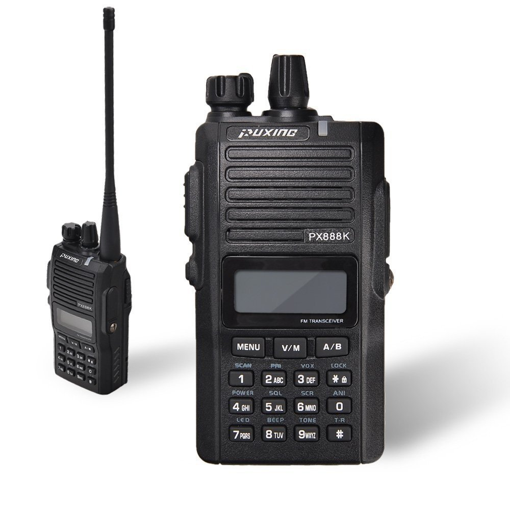 Dual Band Handheld Radio Review Dual Band Two Way Radio