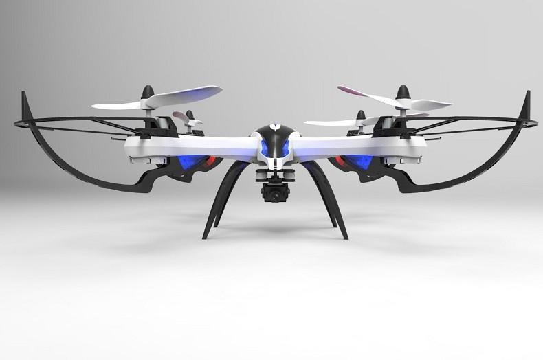 Tarantula X6 Wide Angle 5MP HD 1080P Camera 4CH RC Quadcopter RTF 2 4GHz 6 Axis