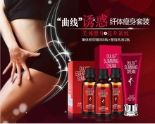Potent Effect Plant Essence Slimming Creams Weight Loss Products Anti Cellulite Body CareLose Weight Essential Oils Fat Burning