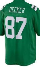 Mens 15 Brandon Marshall 22 Matt Forte 24 Darrelle Revis 87 Eric Decker White,Green,Size S-XXXL(China (Mainland))