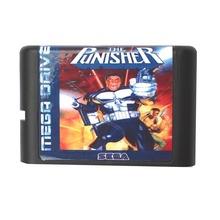 Sega MD game card – The Punisher for 16 bit Sega MD game Cartridge Megadrive Genesis system