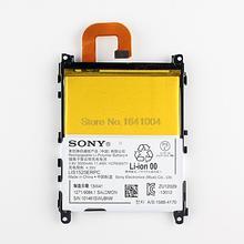 100% Original Replacement Battery For Sony L39h Xperia Z1 Honami SO-01F C6902 C6903 C6906 3000mAh(China (Mainland))