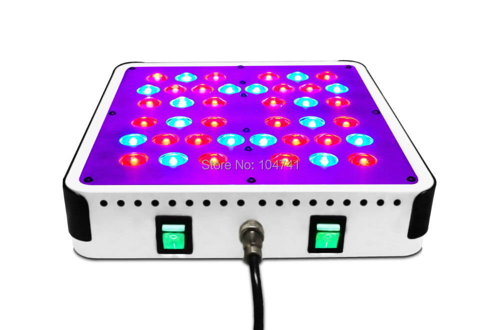 2016 the biggest promotion!DHL Free shipping 140w(40*5w)Led grow light with 5w Led chip,Red:Blue=3:2 or customized ratio(China (Mainland))