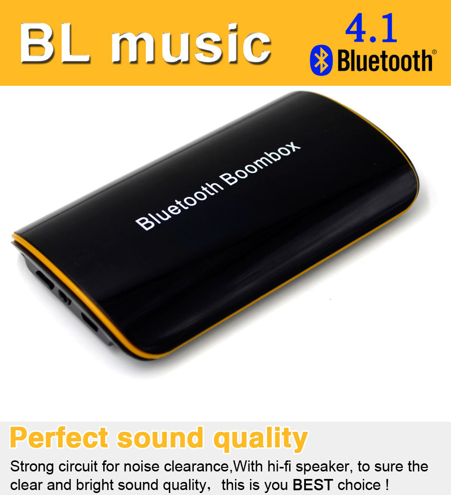 Wireless Stereo Bluetooth 4.1+EDR Receiver Audio Music Box with Mic 3.5mm RCA for Speaker Car AUX Home Audio System Devices 8067(China (Mainland))