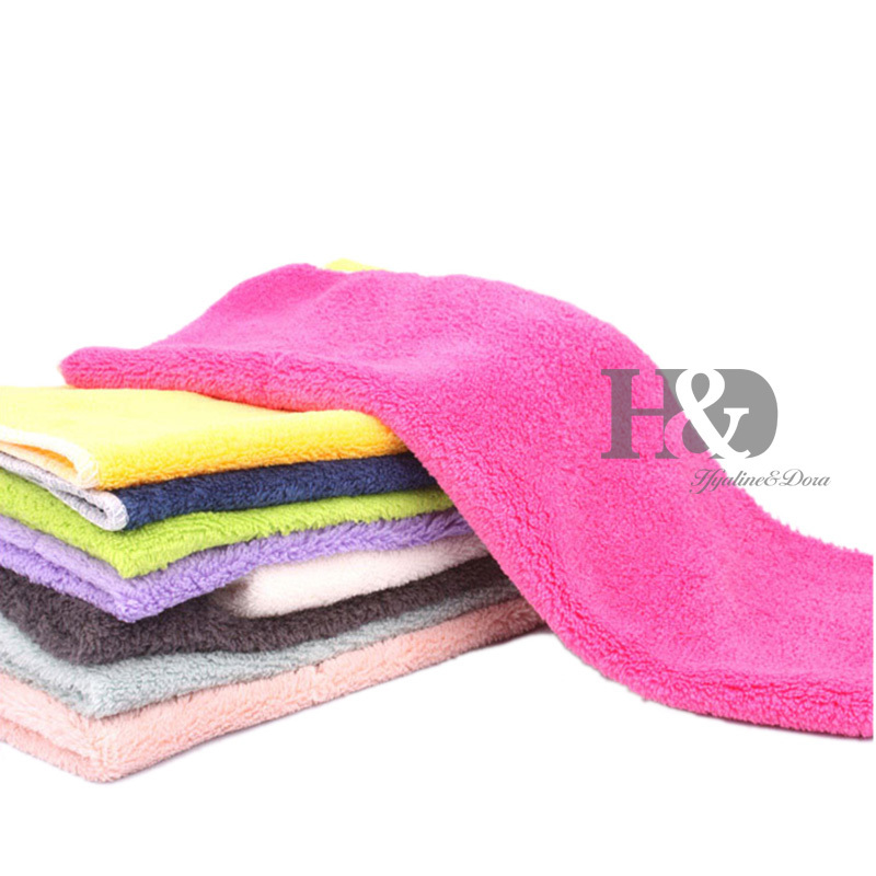 Anti-greasy Special Absorbent Microfiber Kitchen Cleaning Wipes Rag Scouring pad Towel Bathroom Car pano de prato dish cloth(China (Mainland))