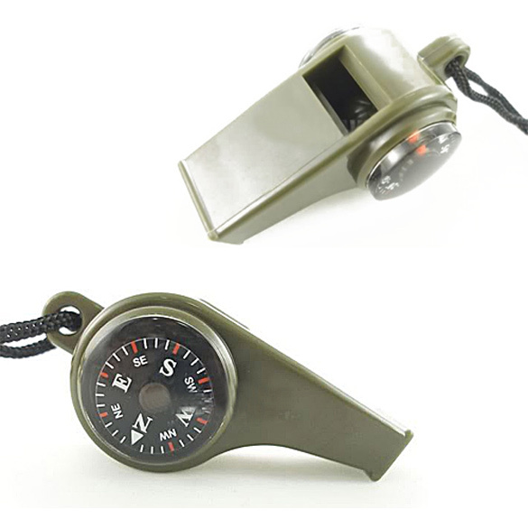 Multipurpose Whistle Compass 3in1 Survival Camping Thermometer   US#V<br><br>Aliexpress