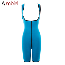 sport neoprene vest waist trainer butt lifter bodysuit sport suit women body shaper weight loss full body corsets