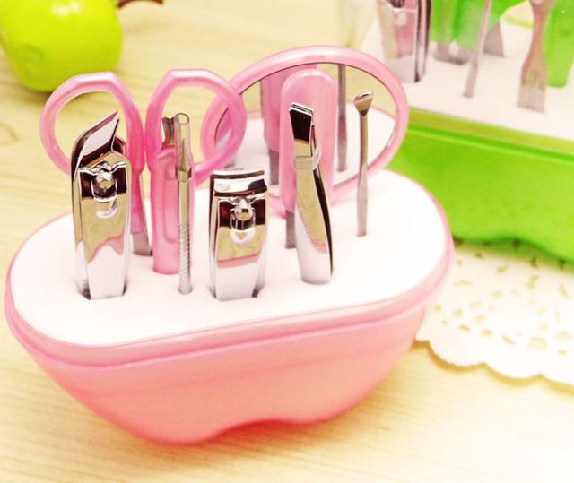 8pcs Nail Manicure Set Tools