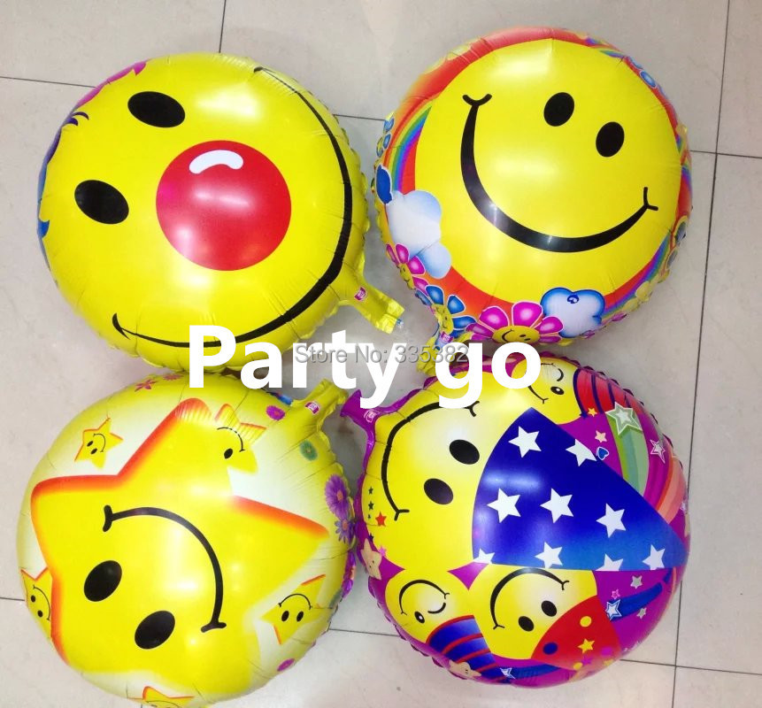 50pcs/lot 18inch helium balloon Lips smile foil balls inflatable toys wedding decoration birthday party decorations kids globos(China (Mainland))