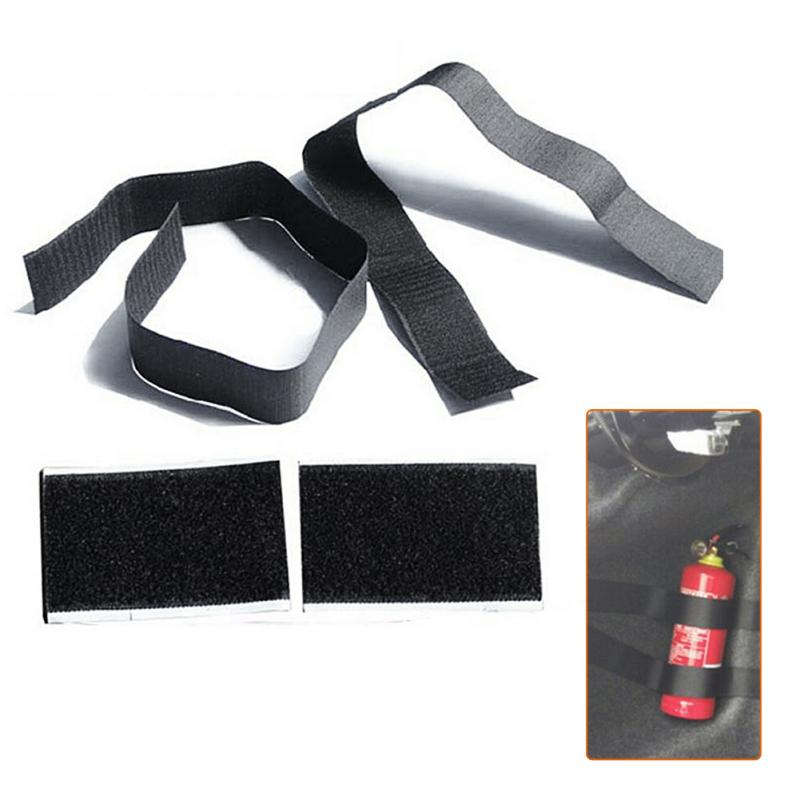 Car styling 4pcs/set Car Trunk to receive store content bag storage network for Skoda Fabia Rapid Superb Yeti Fire extinguisher