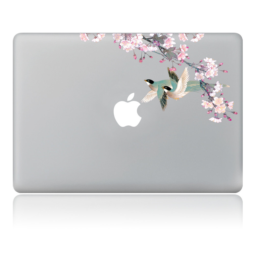 beautiful laptop sticker skin for apple macbook air pro retina 11 13 15 sticker decal mac case. Black Bedroom Furniture Sets. Home Design Ideas