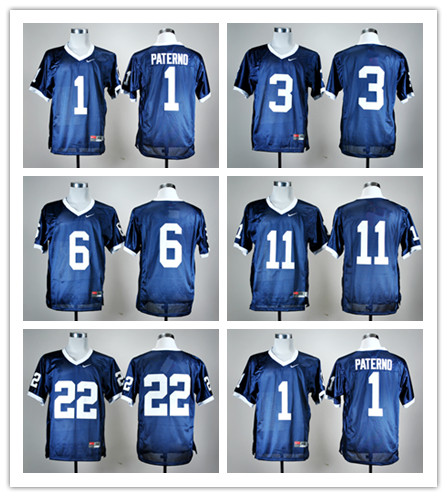 Penn State Nittany Lions 1 Joe Paterno #22 #11 #3(China (Mainland))