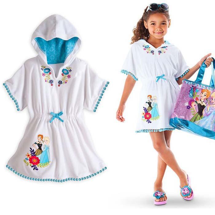 NEW cartoon girls dress,children sleepwear girls Nightdress family clothes Retail kids pajamas 2t-7t(China (Mainland))